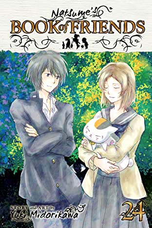 Natsume's Book of Friends Vol. 24