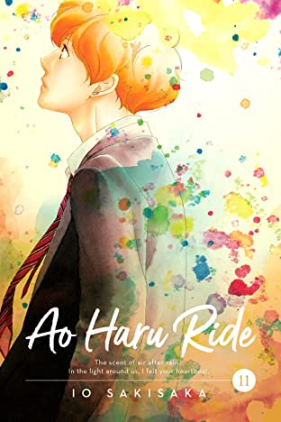 Ao Haru Ride Vol. 11