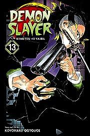 Demon Slayer: Kimetsu no Yaiba Tome 13: Transitions