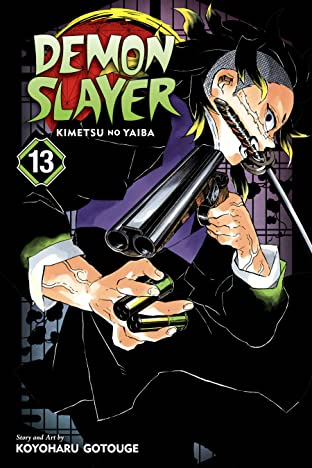 Demon Slayer: Kimetsu no Yaiba Vol. 13: Transitions
