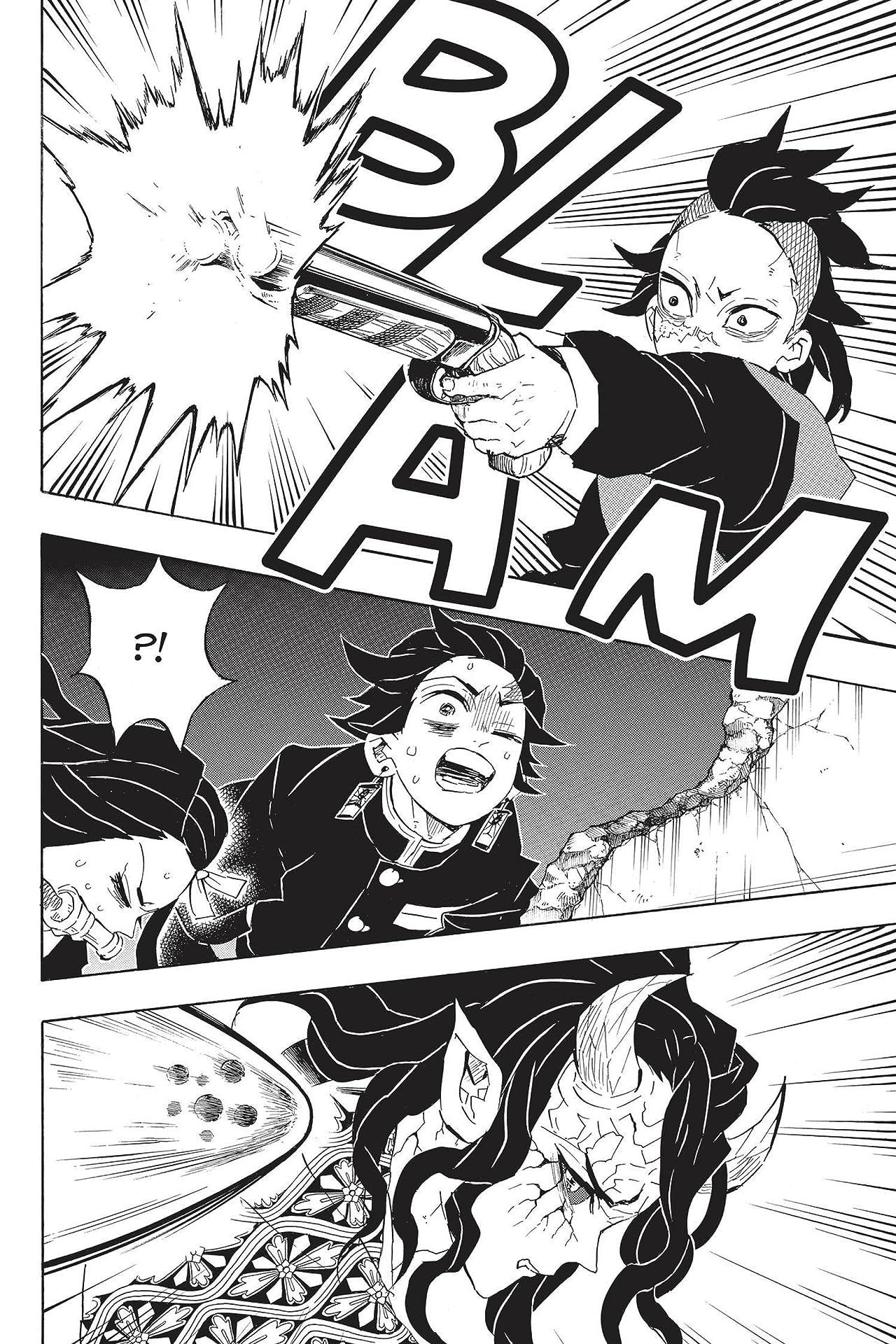Demon Slayer: Kimetsu no Yaiba Vol. 13: Transitions