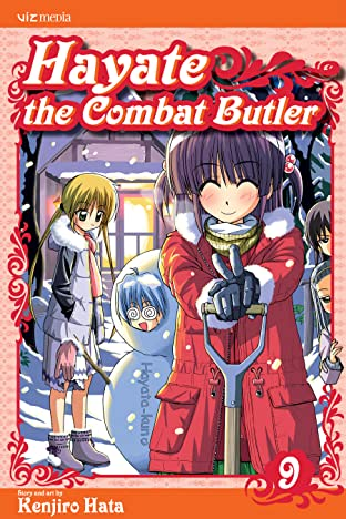 Hayate the Combat Butler Vol. 9