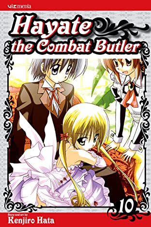 Hayate the Combat Butler Vol. 10