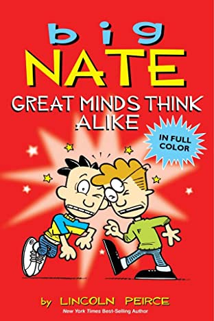 Big Nate Vol. 8: Great Minds Think Alike