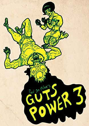 Guts Power No.3