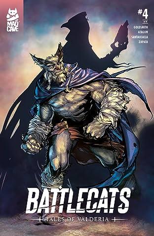 Battlecats: Tales of Valderia No.4