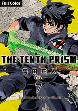 The Tenth Prism [Full Color] (English Edition) Vol. 7