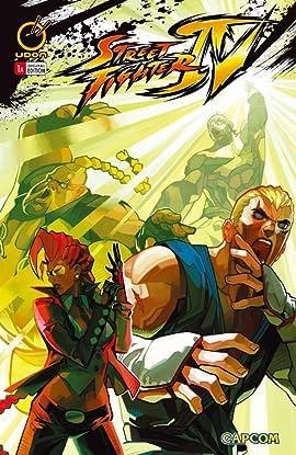 Street Fighter IV #1 (of 4)