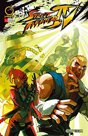 Street Fighter IV #1 (of 4)