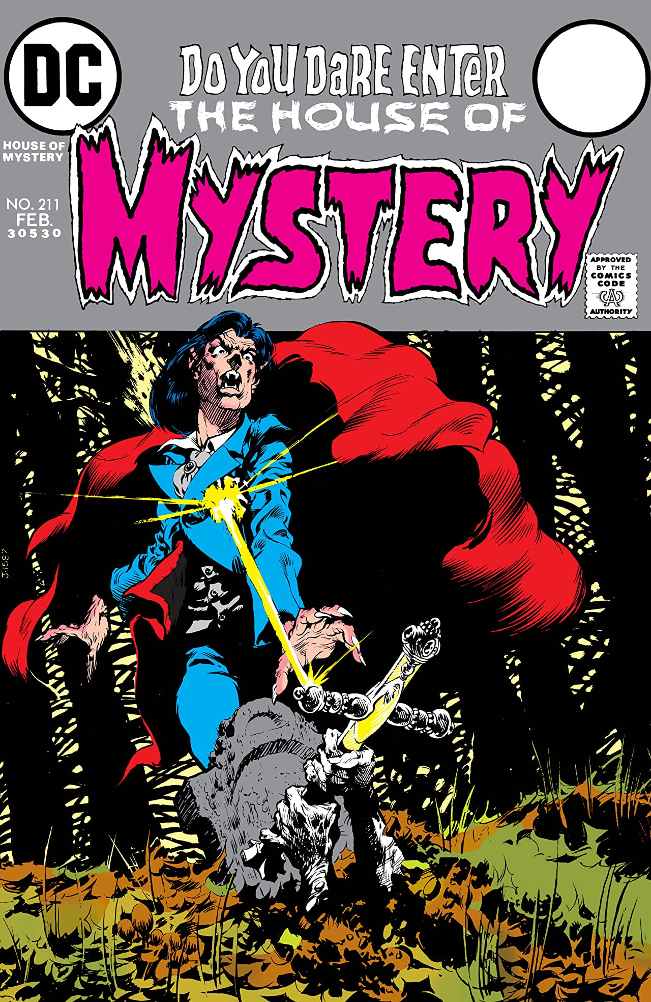 House of Mystery (1951-1983) #211