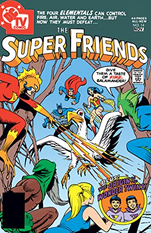 Super Friends (1976-1981) #14