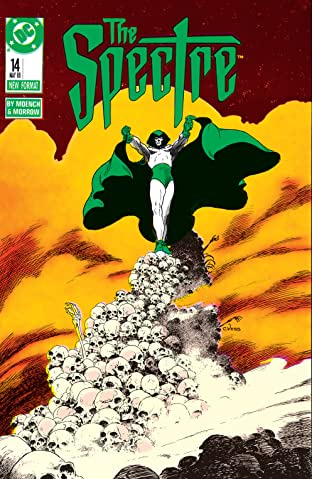 The Spectre (1987-1989) #14
