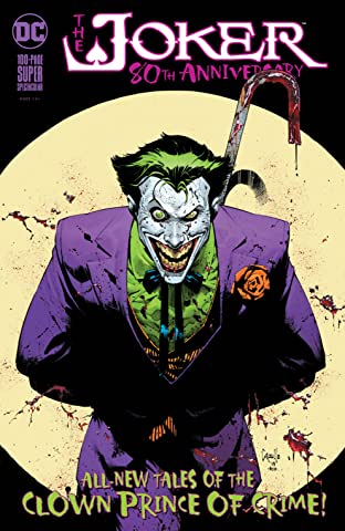 The Joker 80th Anniversary 100-Page Super Spectacular (2020) No.1