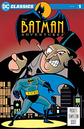 DC Classics: The Batman Adventures (2020-) #1