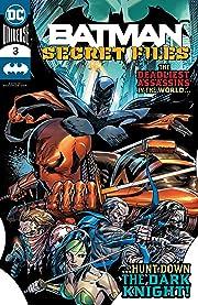 Batman Secret Files (2020) #3
