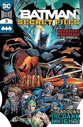 Batman Secret Files (2020) No.3