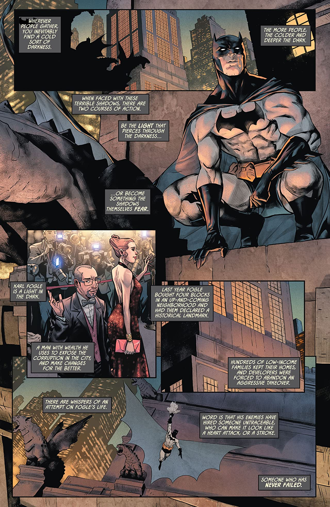 Batman Secret Files (2020) #3