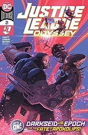 Justice League Odyssey (2018-) #21