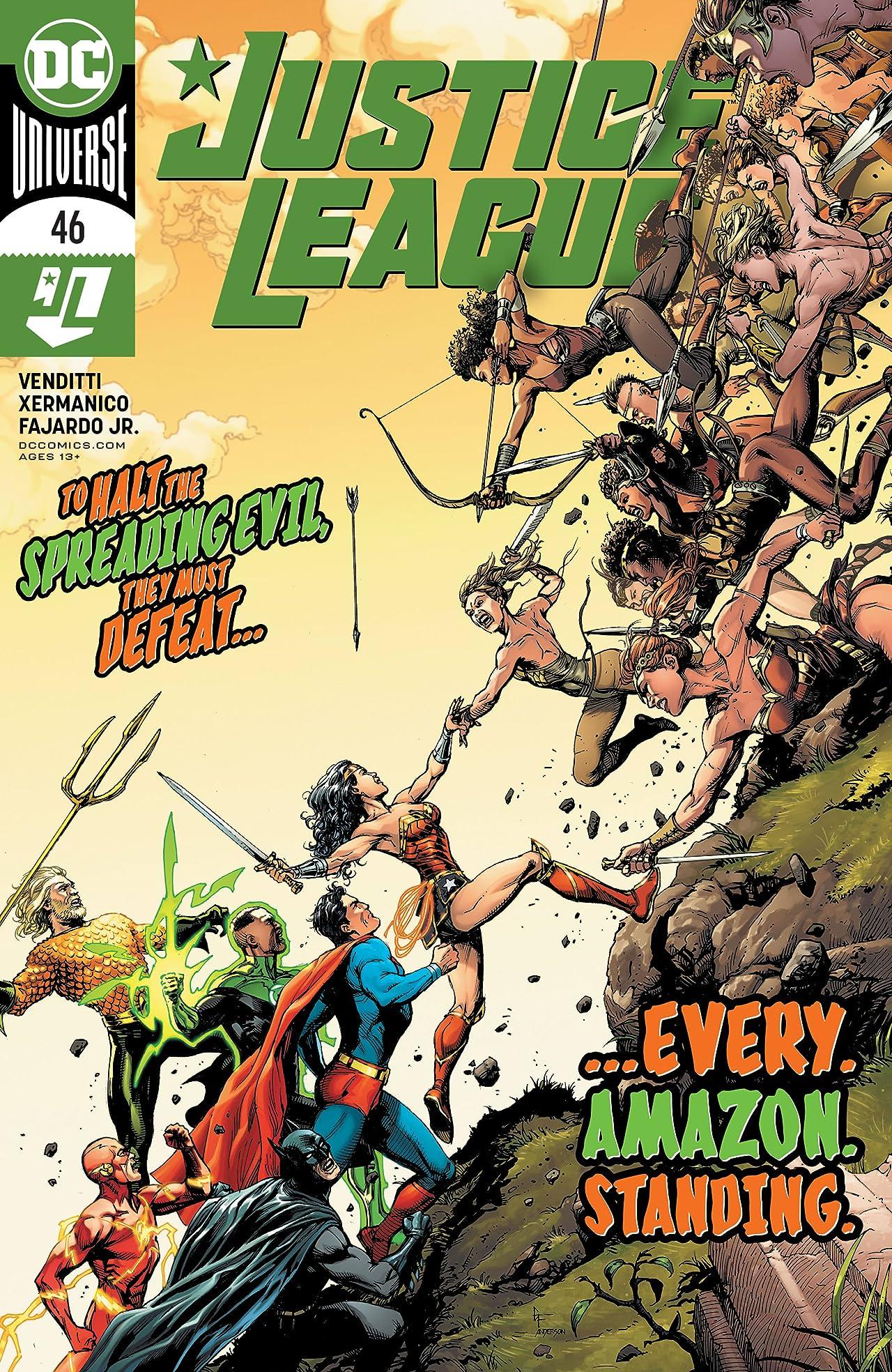 Justice League (2018-) No.46