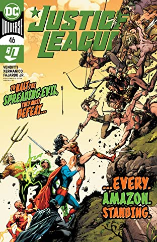Justice League (2018-) No.46