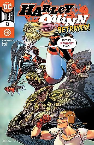 Harley Quinn (2016-) #73