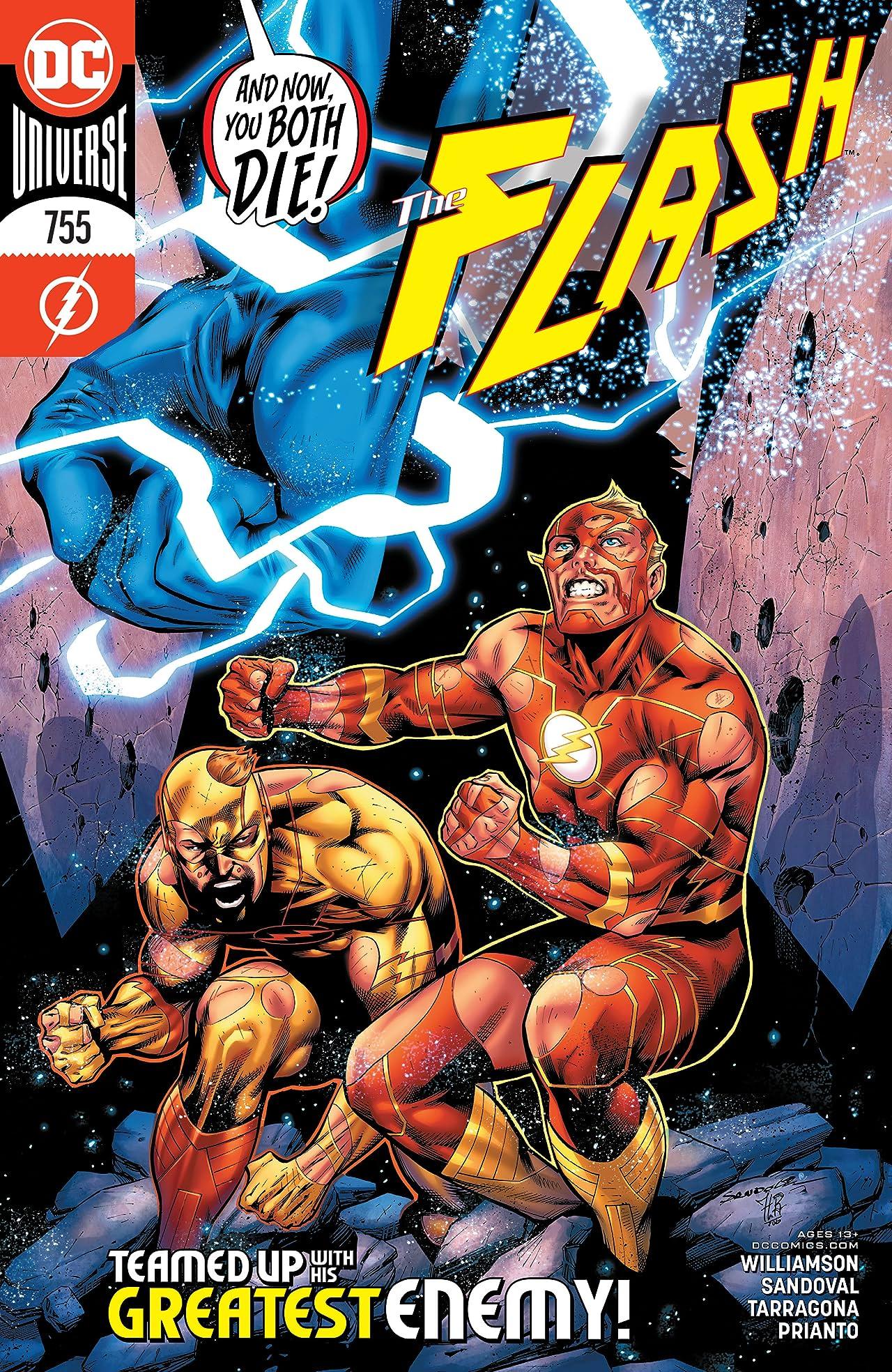 The Flash (2016-) No.755