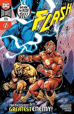 The Flash (2016-) #755