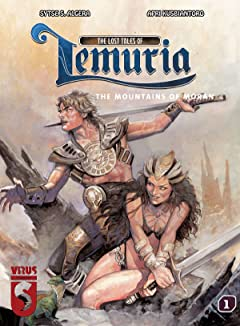 The Lost Tales of Lemuria: The Mountains of Moran