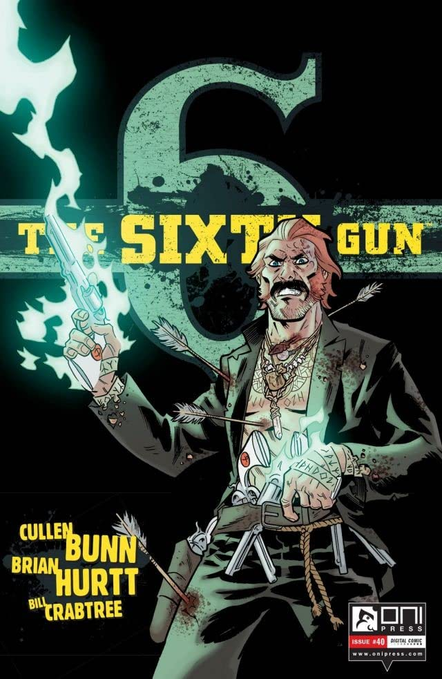 The Sixth Gun #40