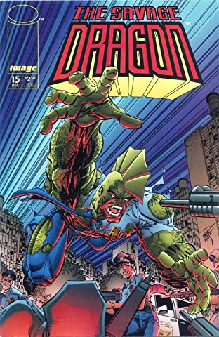 Savage Dragon No.15