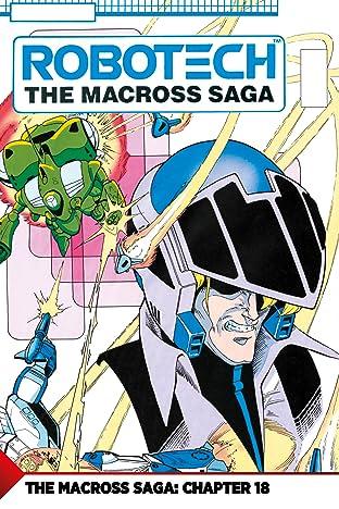 The Macross Saga No.18: Farewell Big Brother