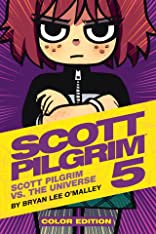 Scott Pilgrim Vol. 5: Scott Pilgrim Vs. The Universe -  Color Edition
