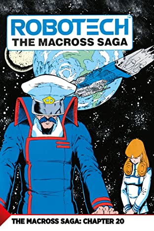 The Macross Saga No.20: Paradise Lose