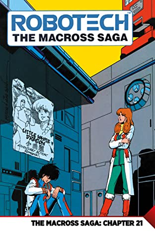 The Macross Saga No.21: A New Dawn