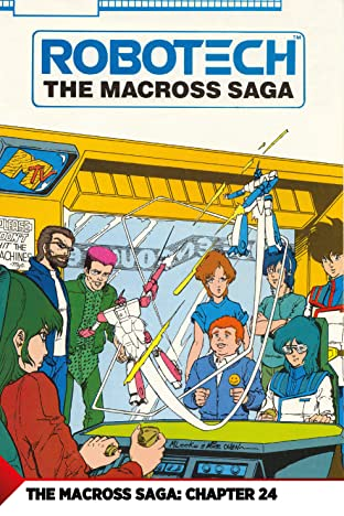 The Macross Saga No.24: Showdown