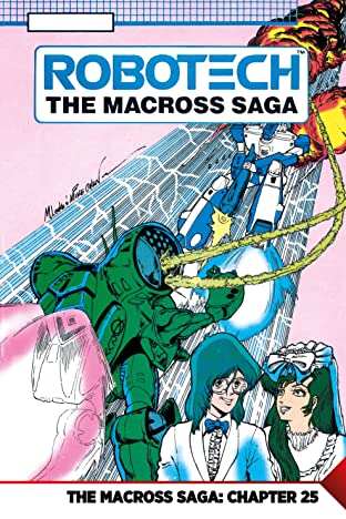 The Macross Saga No.25: Weddingbells