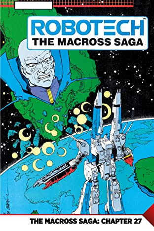 The Macross Saga No.27: Force of Arms