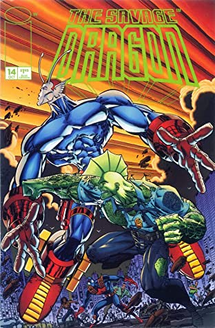 Savage Dragon No.14