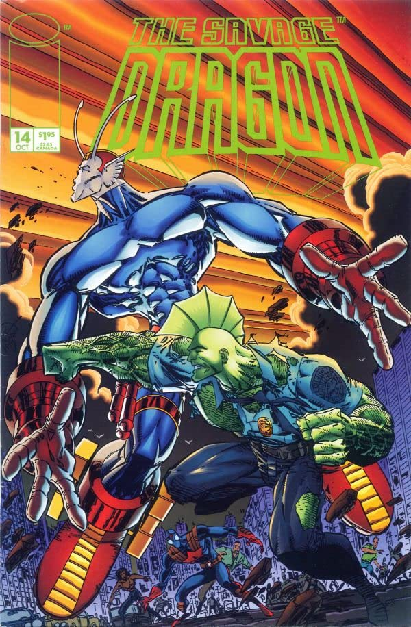 Savage Dragon #14