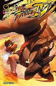 Street Fighter IV #3 (of 4)