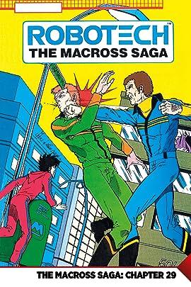 The Macross Saga #29: The Robotech Masters