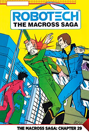 The Macross Saga No.29: The Robotech Masters
