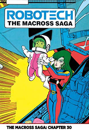 The Macross Saga No.30: Viva Miriya