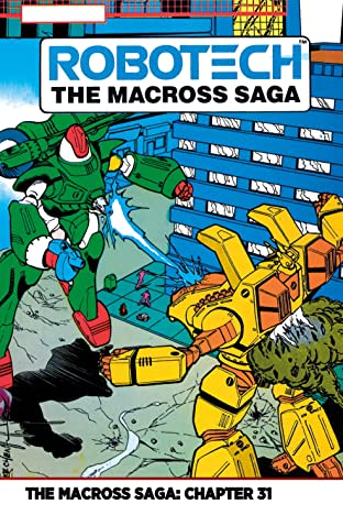 The Macross Saga No.31: Khyron's Revenge