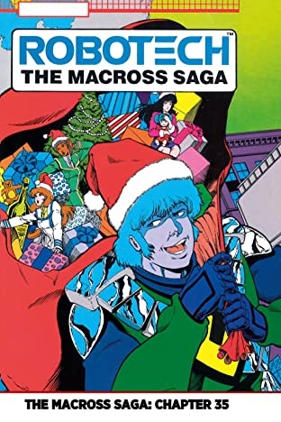 The Macross Saga No.35: Season's Greetings