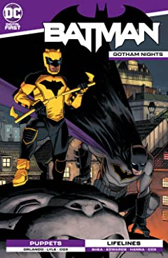Batman: Gotham Nights #8