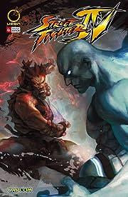 Street Fighter IV #4 (of 4)