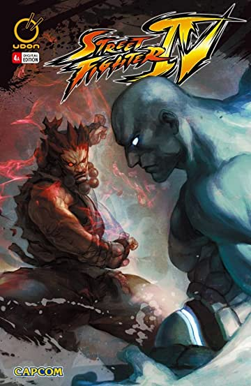 Street Fighter IV #4 (of 4)
