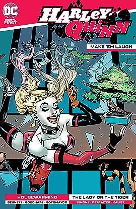 Harley Quinn: Make 'em Laugh #2