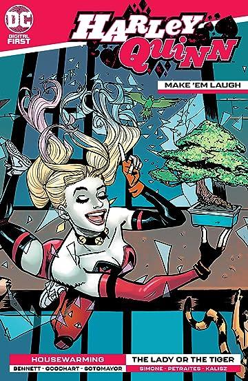 Harley Quinn: Make 'em Laugh No.2